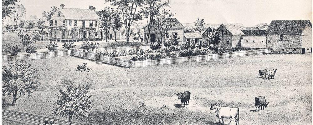 Dyer Farm 1860