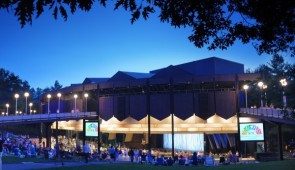 Saratoga Performing Arts Center (SPAC)